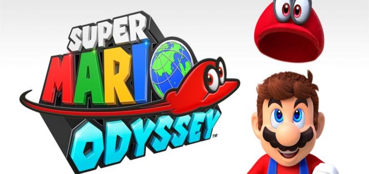 Das neue Spiel von Nintendo:: Super Mario Odyssey!
