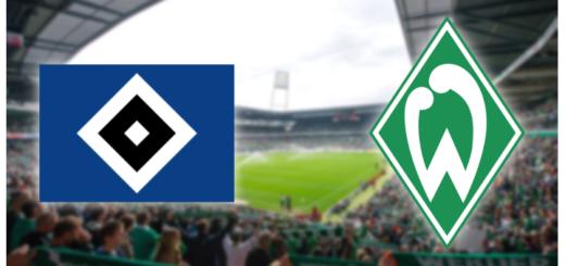 Am 28.Spieltag trafen der HSV und Werder Bremen im Weserstadion aufeinander.