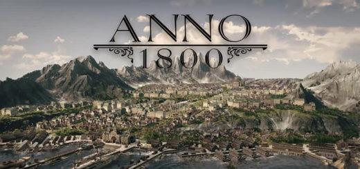 Anno 1800 – Eindrücke von der Gamescom 2018