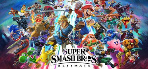 Super Smash Bros Ultimate - Eindrücke von der Gamescom