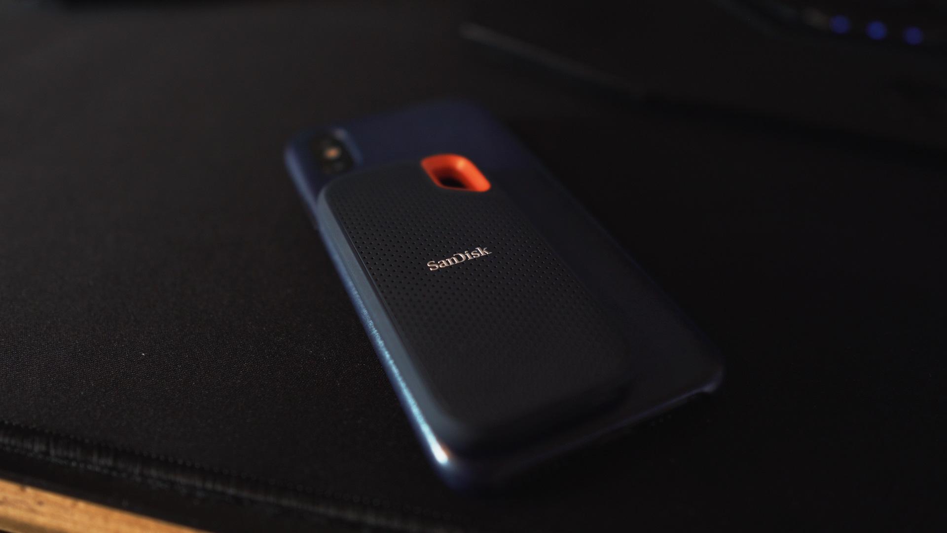 SanDisk Extreme Portable SSD - Design