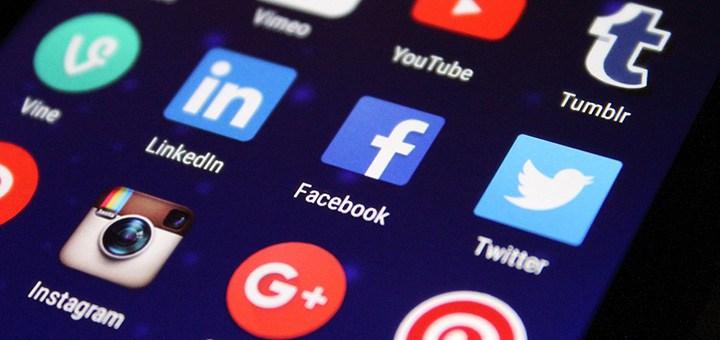 Die neuesten Funktionen in sozialen Medien