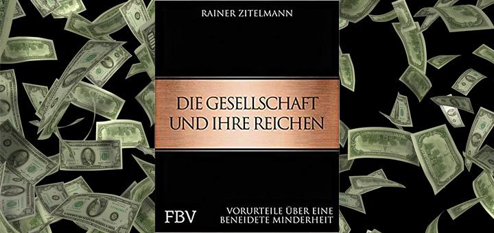 Buchtipp Die Gesellschaft und ihre Reichen Neidgesellschaft Deutschland