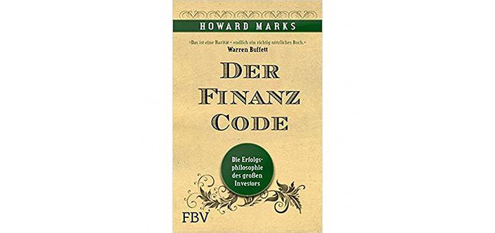 Der Finanz-Code von Howard Marks - Buchrezension