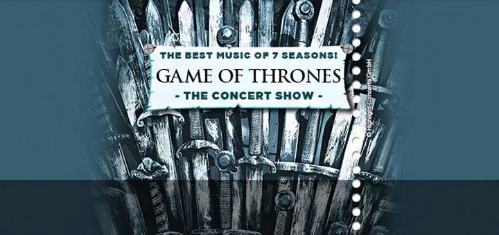 Game Of Thrones - The Concert Show - Lohnt sich das Konzert