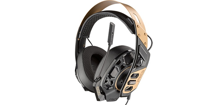 Plantronics RIG 500 PRO HC Gaming Headset im Test