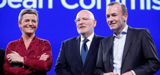 Der Kampf um die EU Kommissionspräsidentschaft hat begonnen Europa Wahl Kommision