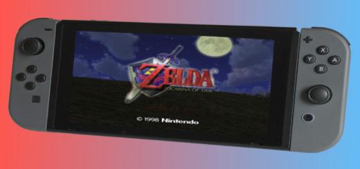 So könnte es bald schon auf der Nintendo Switch aussehen