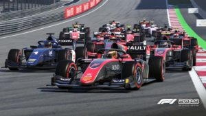 Formel 2 in F1 2019 Österreich F1 2019 im Test