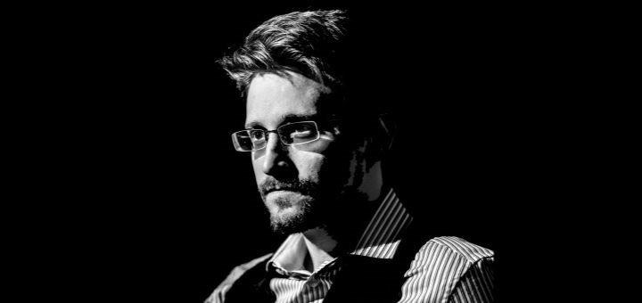 Neues von Edward Snowden über die Bedeutsamkeit von Whistleblowern