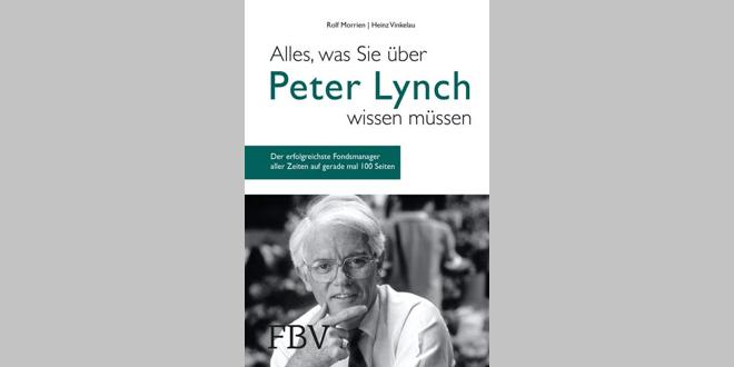 """""""Alles, was Sie über Peter Lynch wissen müssen"""" - Buchrezension"""