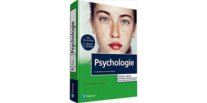 Psychologie mit E-Learning - Buchempfehlung für Psychologiestudenten