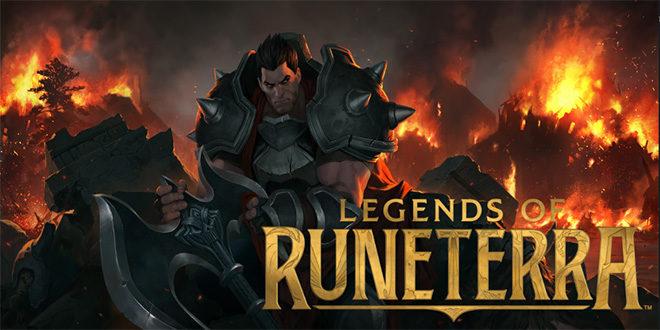 League Of Runeterra Spielen