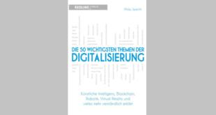 Die 50 wichtigsten Themen der Digitalisierung - Buchrezension