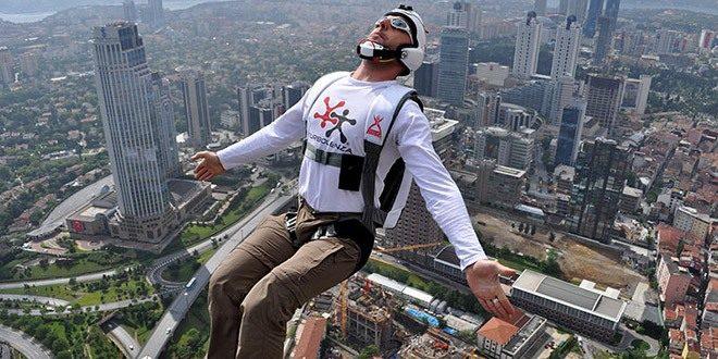 Extremsportarten Adrenalinkick als Freizeitspaß