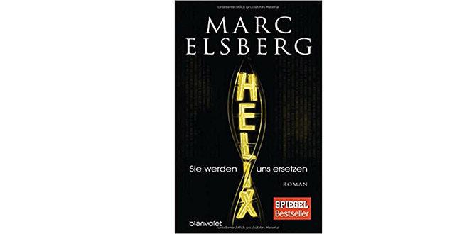Helix von Marc Elsberg - Buchrezension