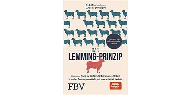 Buchrezension Das Lemming Prinzip