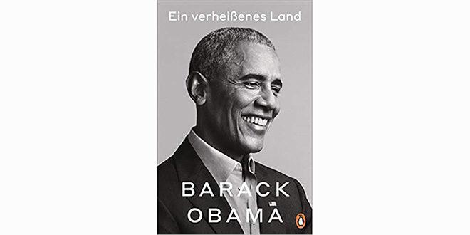 Buchrezension Obama - Ein verheißenes Land