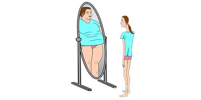 Wie Schönheitsideale zur Anorexie führen können