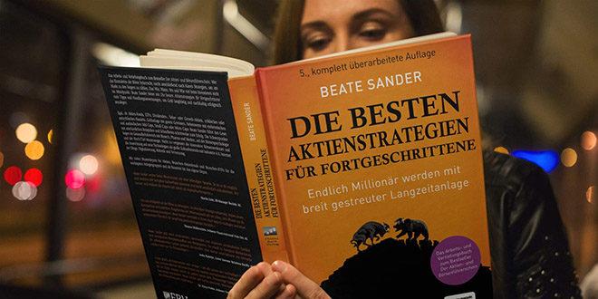 Die besten Aktienstrategien für Fortgeschrittene von Beate Sander – Buchrezension