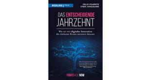 Das entscheidende Jahrzehnt von Felix Staeritz und Sven Jungmann